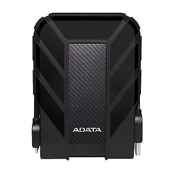 ADATA HD710 Pro 4TB USB 3.1 IP68 Waterproof/Shockproof/Dustproof Ruggedized External Hard Drive, Black (AHD710P-4TU31-CBK)