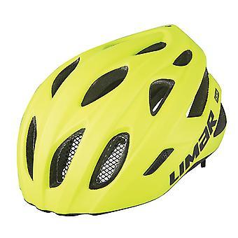 555 Limar bike helmet / / yellow matte