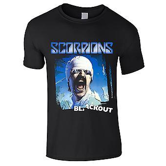 Scorpions-Blackout Kids T-Shirt