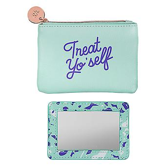 Yes Studio Treat Yo'Self Coin Purse