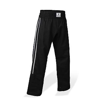 Bytomic pantaloni contatto d'Elite Black/Grey