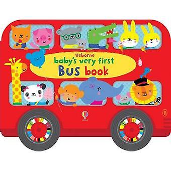 Primeiro livro de ônibus do bebê por Fiona Watt - Stella Basílio - 978140959