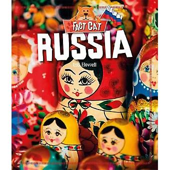 Russia by Izzi Howell - 9781526303639 Book