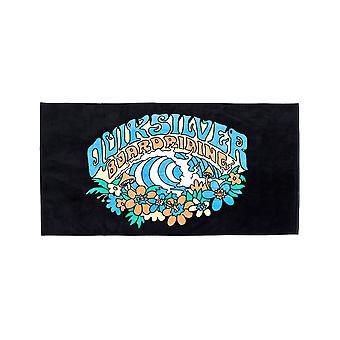 Quiksilver Freshness Ręcznik plażowy w czerni