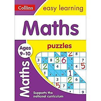 Mathe Rätsel Alter 9-10 (Collins leichtes Lernen KS2)