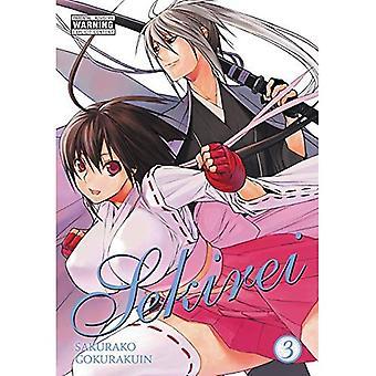 Sekirei, Vol. 3