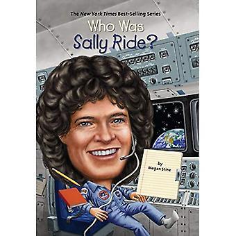 Qui a été Sally Ride?