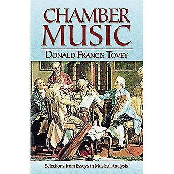 Kamermuziek: Selections from Essays in muziekanalyse (Dover boeken over muziek en muziekgeschiedenis)