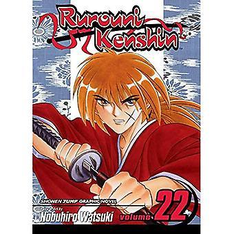 Rurouni Kenshin: Band 22 (Rurouni Kenshin): v. 22