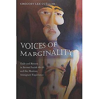 Voces de la marginalidad: exilio y regreso en segundo Isaías 40-55 y la experiencia de los inmigrantes mexicanos (Universidad Americana de estudios VII: Teología y religión)
