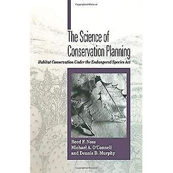 La scienza dei piani di conservazione