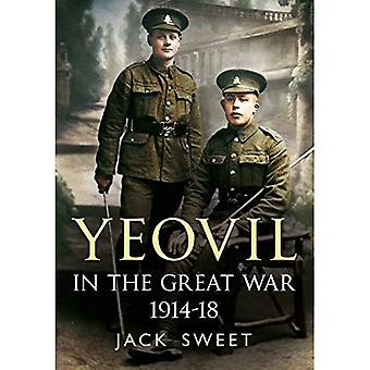 Yeovil in the Great War 1914-18