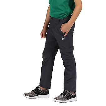 Regatta Boys Hikefell Zip Off wasserabweisende Hose