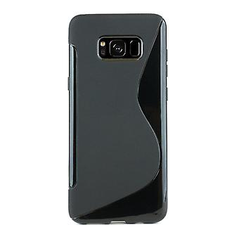 Black case - Samsung Galaxy S8