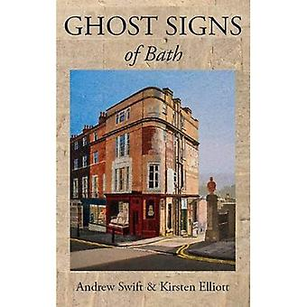 Ghost Signs of Bath