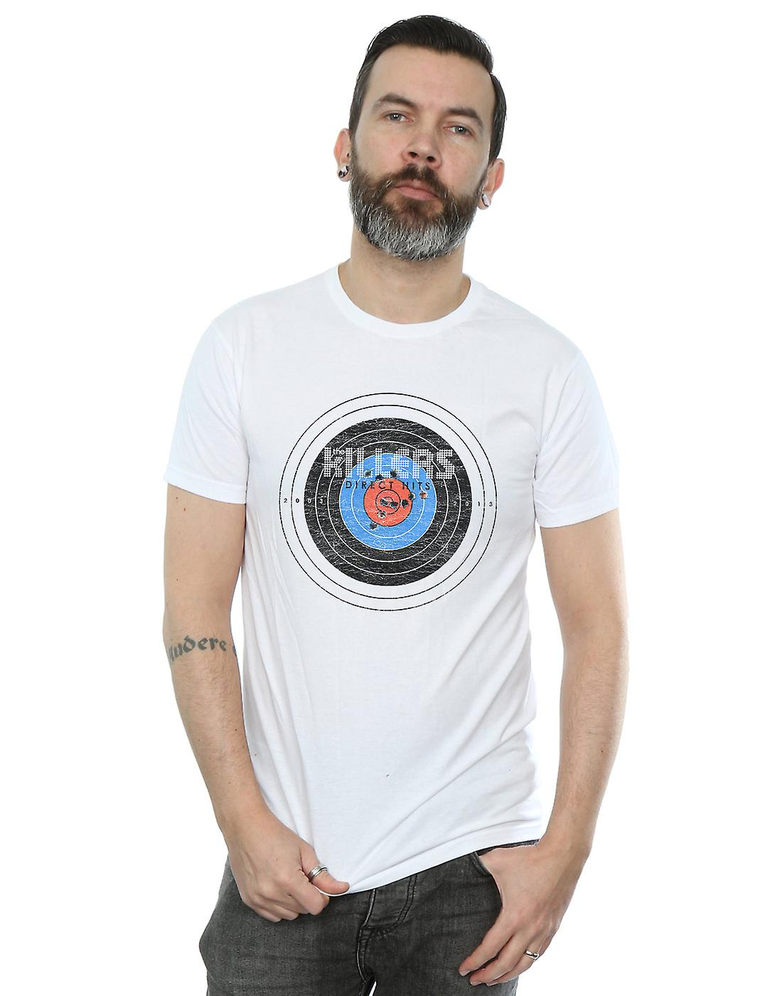 The Killers Men's Distressed Direct Hits T-Shirt