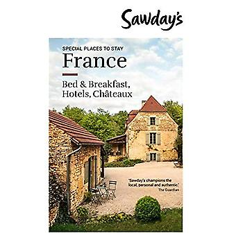 Special Places to Stay - France: Special Places de Sawday to Stay