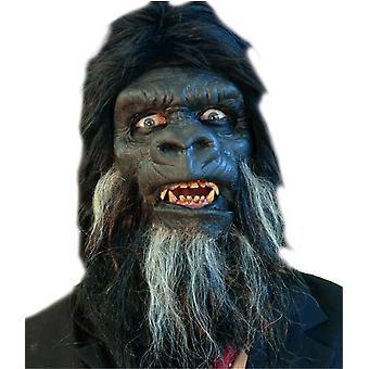 Gorilla gezicht schuim Prostethic