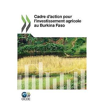 幹部 DAction、Oecd 出版により LInvestissement Agricole Au ブルキナファソを注ぐ