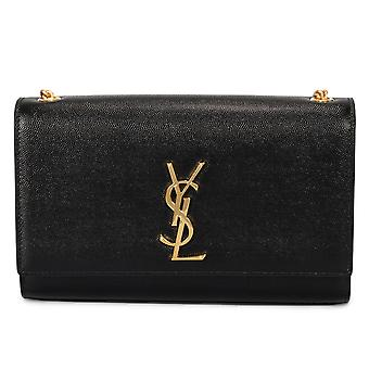 Saint Laurent Medium Kate Monogram Chain Bag