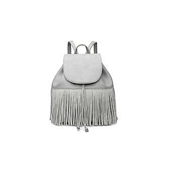 IKRUSH dame Cindee imiteret læder frynser rygsæk taske