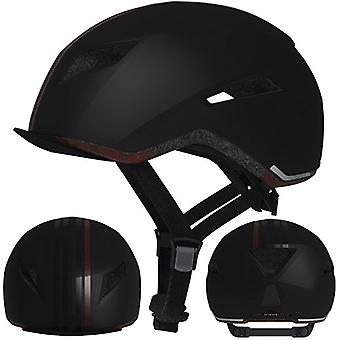 ABUS Yadd-eu #credition bicicleta capacete / / oxidado preto