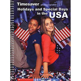 Holidays and Special Days in the USA by Jane Myles - 9781900702591 Bo