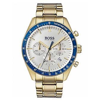 Hugo Boss Hb1513631 Throphy Chronographe Mens Watch 44 mm