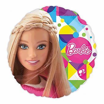 18 pollici circolare Barbie Sparkle anagramma palloncino