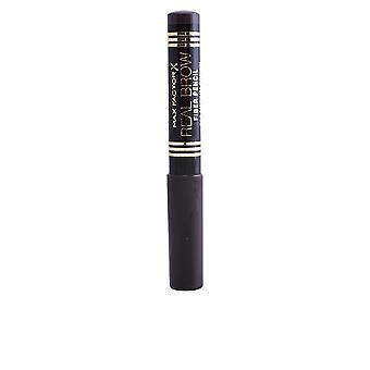 Lápis real da fibra da testa do fator máximo #004-Brown profundo para mulheres