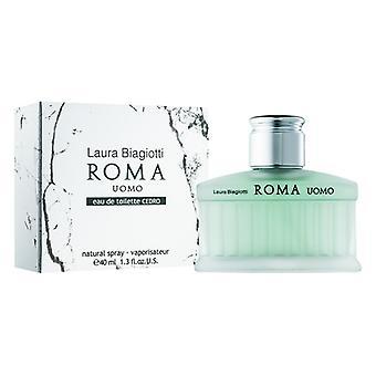 Laura Biagiotti Roma Uomo Cedro Eau de Toilette 40ml EDT Spray