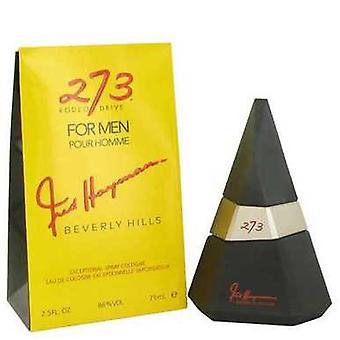 273 By Fred Hayman Cologne Spray 2.5 Oz (men) V728-416102