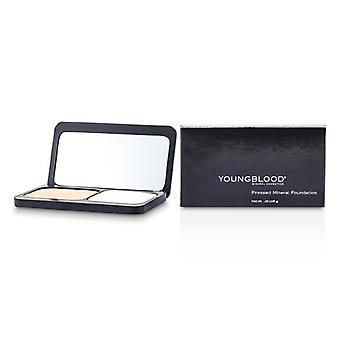 Youngblood Pressed Mineral Foundation - Rose Beige 8g/0.28oz