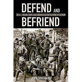 Verdedigen en Befriend: de US Marine Corps en samenspel pelotons in Vietnam