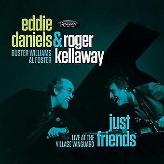Daniels & Kellaway - Just Friends [CD] USA import