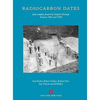 Radiokarbondaten - Proben von English Heritage zwischen 19 finanziert
