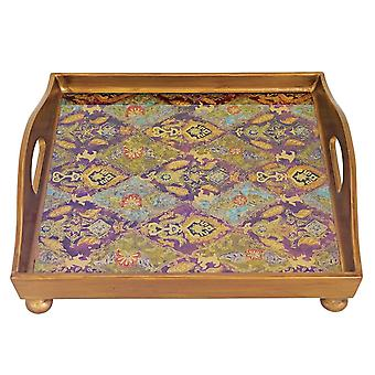 Cabra square tray 12x12