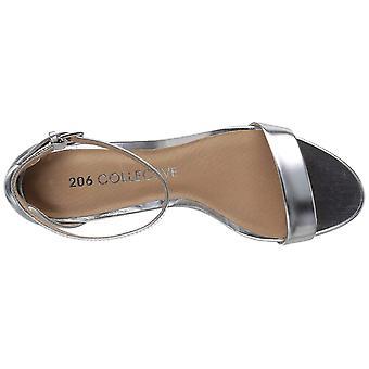 Brand - 206 Collective Women's Eve Stiletto Heel Dress Sandal-Low Heeled