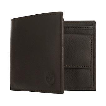 Timberland heren portemonnee portemonnee bruin 8208
