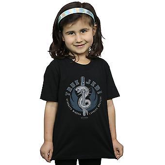Star Wars The Rise Of Skywalker True Jedi Blue Girls T-Shirt