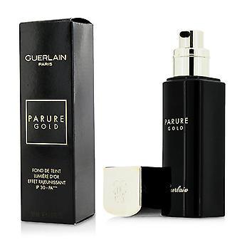 Guerlain Parure kulta nuorentava kullan Radiance säätiö SPF 30-# 05 tumma beige-30ml/1oz