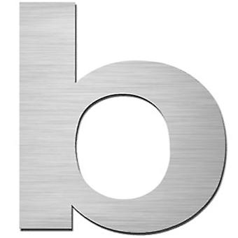Serafini house number b stainless steel V4A of self-adhesive max. 15 cm