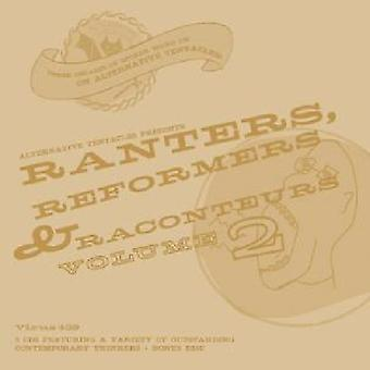 Ranters Reformers & Raconteurs - Vol. 2-Ranters Reformers & Raconteurs [CD] USA import