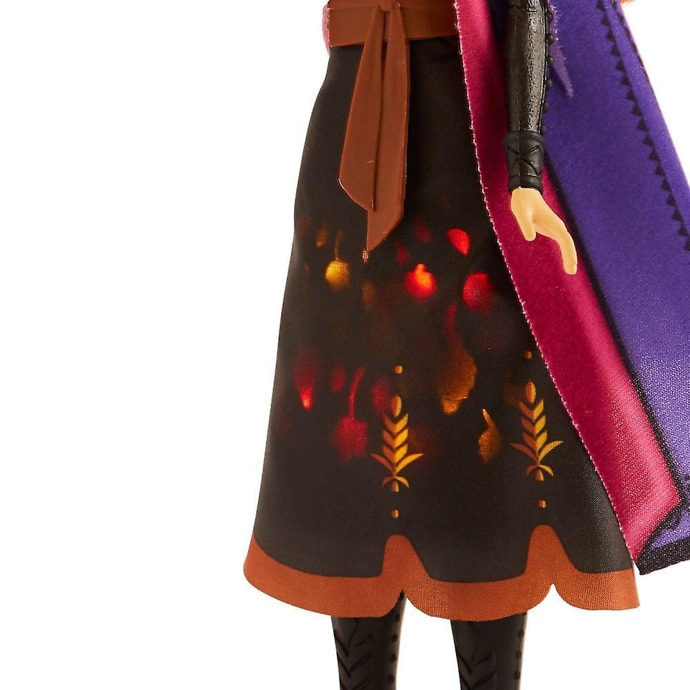 Disney Frozen Frozen 2 Anna Light Up Fashion Doll