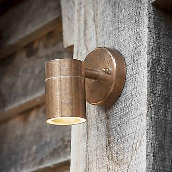 GartenHandel Outdoor IP44 Raw Copper Down Light