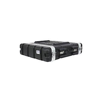 Equinox 2U ABS rack koffer