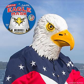 Cosplay - Archie McPhee - Mask - Eagle Costume Head Face 12504