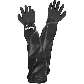 L + D Griffy 1485 PVC zandstralen handschoen maat (handschoenen): Womens maten EN 388 CAT II 1 PC (s)