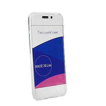 Huawei Mate 20 Lite Protection 360 Transparent Flexible - Crazy Kase