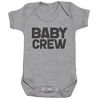 Family Crew - Matching Set - Baby Bodysuit, Mum & Dad T-Shirt